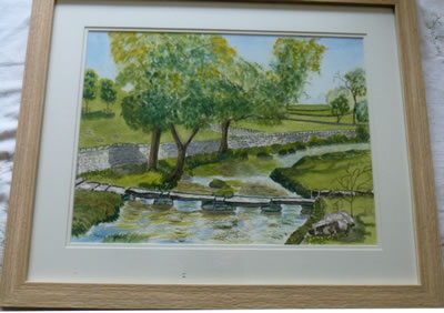 gallery/Members_Paintings/Catherine_Clapham/Clapper_Bridge_at_Malham.jpg