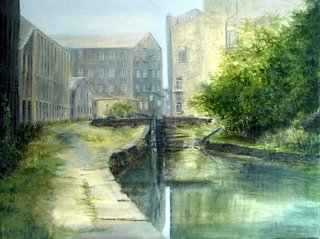 gallery/Members_Paintings/Dorothy-Pickering/Derelict_Lock_Hudd_Narrow_Canal_Acrylic_sold_to_sheri3.jpg